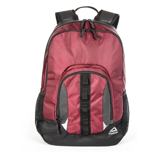 Reebok Red Thruster Backpack NWT
